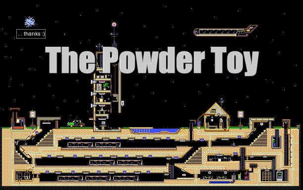 the powder toy скачать на русском